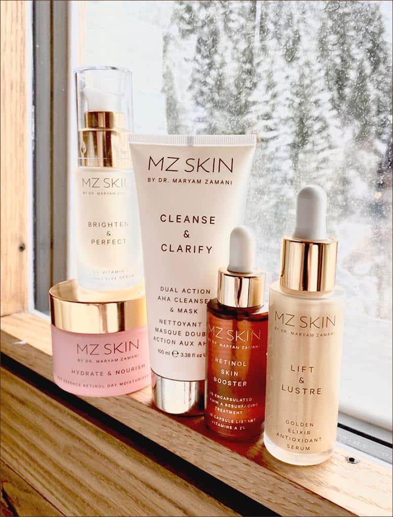 Winter MZ Skin